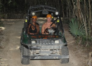 ATV in Cancun